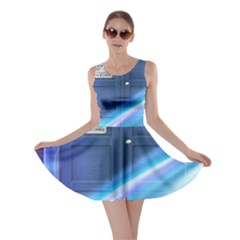 Tardis Space Skater Dress