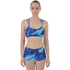 Tardis Space Women s Sports Set