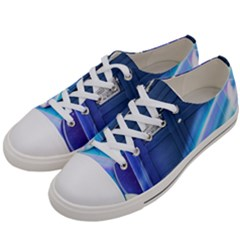 Tardis Space Women s Low Top Canvas Sneakers by Samandel