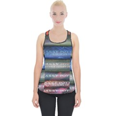 Comic Collection Book Piece Up Tank Top