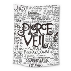 Pierce The Veil Medium Tapestry by Samandel