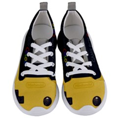 Game Boy Color Yellow Women s Lightweight Sports Shoes