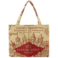 Marauders Map Mini Tote Bag