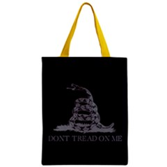 Gadsden Flag Don t Tread On Me Classic Tote Bag by MAGA
