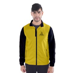Gadsden Flag Don t Tread On Me Wind Breaker (men)