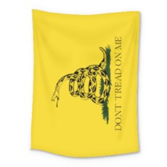 Gadsden Flag Don t Tread On Me Medium Tapestry by MAGA