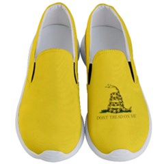 Gadsden Flag Don t Tread On Me Men s Lightweight Slip Ons by MAGA