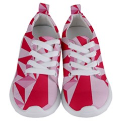 3d Pattern Experiments Kids  Lightweight Sports Shoes