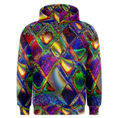 Abstract Digital Art Men s Overhead Hoodie