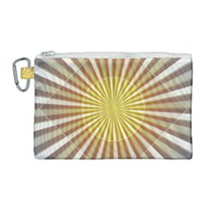 Abstract Art Art Modern Abstract Canvas Cosmetic Bag (large) by Sapixe
