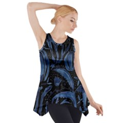 Art And Light Dorothy Side Drop Tank Tunic