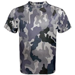 Army Camo Pattern Men s Cotton Tee