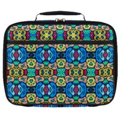 Colorful-22 Full Print Lunch Bag