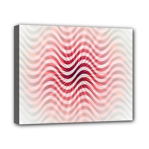 Art Abstract Art Abstract Canvas 10  X 8  by Sapixe