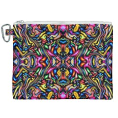 Artwork By Patrick Colorful 24 1 Canvas Cosmetic Bag (xxl) by ArtworkByPatrick