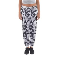 Camouflage Tarn Texture Pattern Women s Jogger Sweatpants by Sapixe