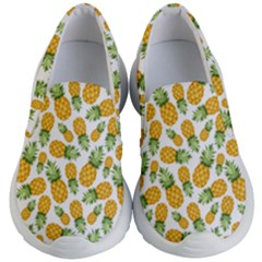 Pineapple Pattern Kid s Lightweight Slip Ons by goljakoff