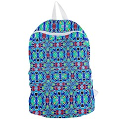 Artwork By Patrick Colorful 26 Foldable Lightweight Backpack