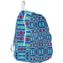 ARTWORK BY PATRICK-COLORFUL-26 Foldable Lightweight Backpack View3