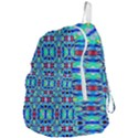 ARTWORK BY PATRICK-COLORFUL-26 Foldable Lightweight Backpack View4