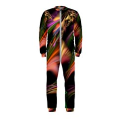 Color Burst Abstract Onepiece Jumpsuit (kids)
