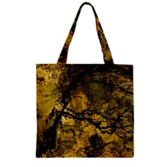 Colorful The Beautiful Of Traditional Art Indonesian Batik Pattern Zipper Grocery Tote Bag by Sapixe