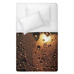 Condensation Abstract Duvet Cover (single Size) by Sapixe