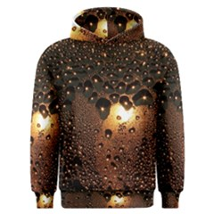 Condensation Abstract Men s Overhead Hoodie by Sapixe