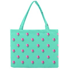 Love Heart Set Seamless Pattern Mini Tote Bag