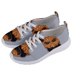Mask India South Culture Women s Lightweight Sports Shoes by Nexatart
