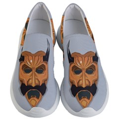 Mask India South Culture Women s Lightweight Slip Ons