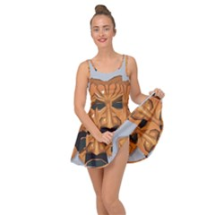 Mask India South Culture Inside Out Dress