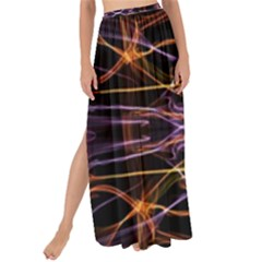 Wallpaper Abstract Art Light Maxi Chiffon Tie Up Sarong