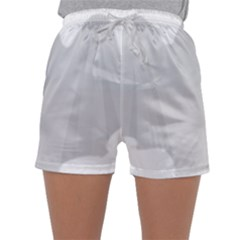 Ghost Halloween Spooky Horror Fear Sleepwear Shorts