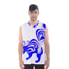 Skunk Animal Still From Men s Basketball Tank Top
