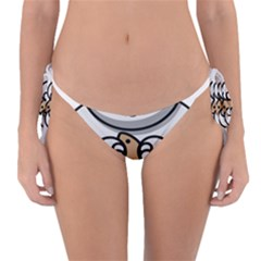 Bear Polar Bear Arctic Fish Mammal Reversible Bikini Bottom