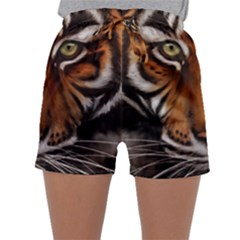 The Tiger Face Sleepwear Shorts