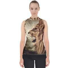 Roaring Lion Shell Top