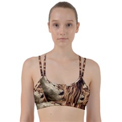 Roaring Lion Line Them Up Sports Bra
