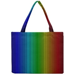 Spectrum Colours Colors Rainbow Mini Tote Bag
