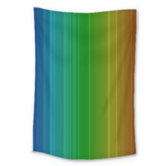 Spectrum Colours Colors Rainbow Large Tapestry