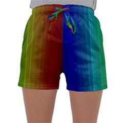 Spectrum Colours Colors Rainbow Sleepwear Shorts