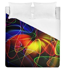Fractal Pattern Abstract Chaos Duvet Cover (queen Size)