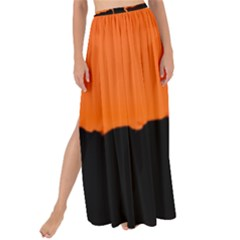 Sunset Cat Shadows Silhouettes Maxi Chiffon Tie Up Sarong