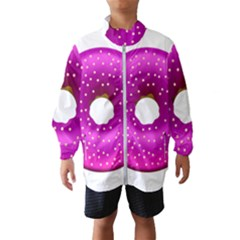 Donut Transparent Clip Art Wind Breaker (kids)