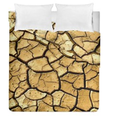 Dry Ground Duvet Cover Double Side (queen Size)