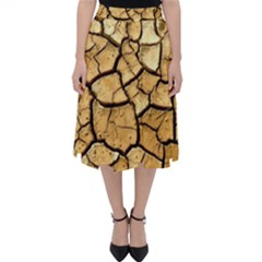 Dry Ground Folding Skater Skirt