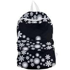 Flower Power Flowers Ornament Foldable Lightweight Backpack by Sapixe
