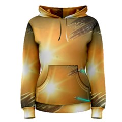Future City Women s Pullover Hoodie