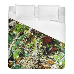 April   Birds Of Paradise 5 Duvet Cover (full/ Double Size)